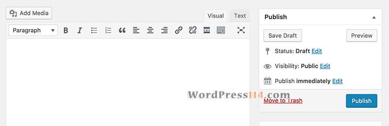 WordPress 经典编辑器